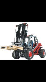 LEGO Technic 8416 Gabelstapler