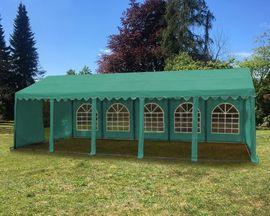 Zelthandel - Partyzelt Gartenzelt 4x10m PVC: Kleinanzeigen aus Bielefeld - Rubrik Sonstiges für den Garten, Balkon, Terrasse