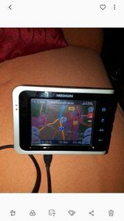 Navigationsystem marke Medion lauft 10