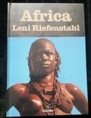 Leni Riefenstahl - Africa Sonderedition
