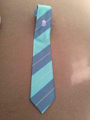 Krawatte m Wappen