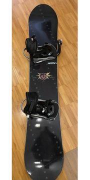Nitro Snowboard gebraucht Fate52