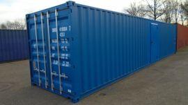 Bild 4 - 40 fuß Seecontainer NEU Lagercontainer - Aachen Brand