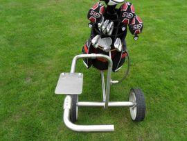 Golfsport - Golf Elektro- Caddy mit Lithium