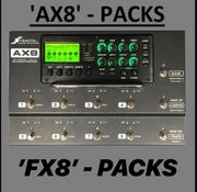 Fractal Ax8 Fractal FX8 Mega