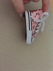 einen kleinen Deko Schuh