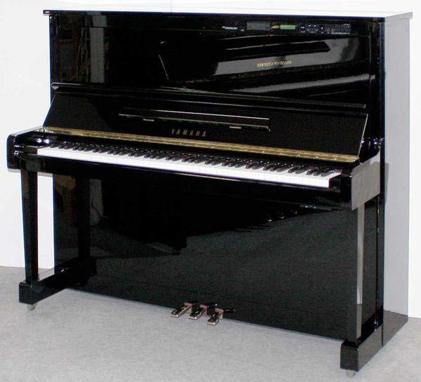 Klavier Yamaha MX100B schwarz poliert