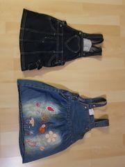 Jeans Sommerkleid für Mädchen 2