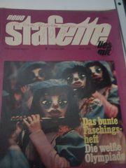 Die neue Stafette Das Jugendmagazin
