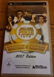 PSP World Series of Poker