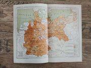 6 Deutschland Karten