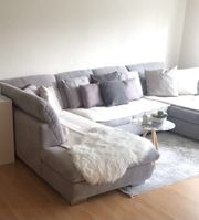Couch Sofalandschaft u-förmig