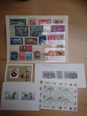Schöne seltene DDR Briefmarken circa