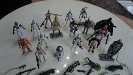 Star Wars Spielfiguren: Kleinanzeigen aus Allershausen - Rubrik Sonstiges Kinderspielzeug