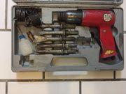 Druckluft-Meißenhammer-Set