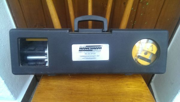 Laserwasserwaagen Set NEU zu verkaufen