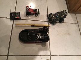 RC-Modelle, Modellbau - Ferngesteuerte Autos