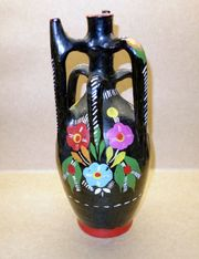 Vase Krug Amphora Keramik Handarbeit