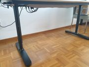 BEKANT Schreibtisch Untergestell Ikea
