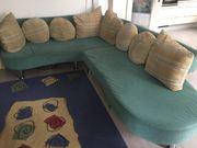 Couch Alcantara zu verschenken
