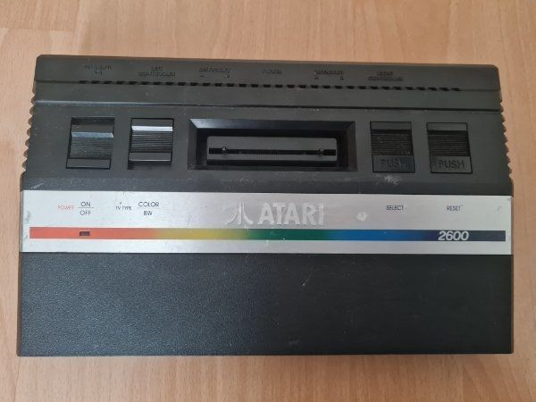 Atari 2600 Junior Konsole