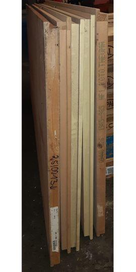 Bild 4 - 5 streichfähige Innentüren - Zimmertüren Limba - Merseburg Kötzschen