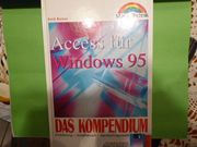 Handbuch Access für Windows 95