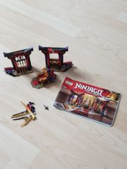 Lego Ninjago Duell im Thronsaa
