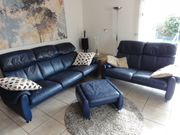 Sofa Couch Leder Fa Laauser