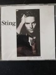 CD Sting Nothing like the