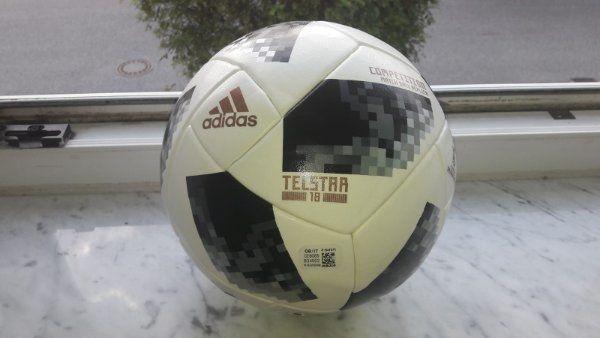 c274828d0fdc7 Fußball original adidas Weltmeisterschaft 2018 replica gr. 5 (ce8085 ...