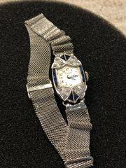 Eska Damenuhr Armband Vintage