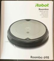 iRobot Roomba 698 Saugroboter kabelloser