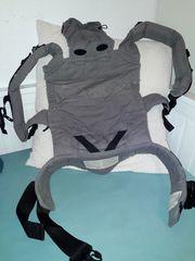 Manduca Babytrage Farbe grau