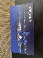 Europapark Ehrenkarte