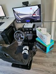 Simracing Simulator KOMPLETTSET G920 Playseat