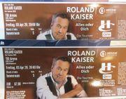 Roland Kaiser - Alles oder Dich - Tickets
