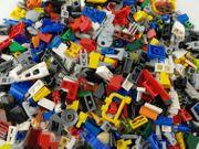 Lego 200 Kleinteile bunt gemischt
