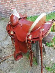 Gebrauchter Buckaroo Westernsattel Oldtimer in