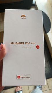 Huawei P40 Pro neu Silver