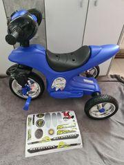 Dreirad Motorrad Kinder Rad Neu