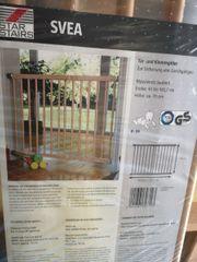 Tür- und Klemmgitter zur Sicherung
