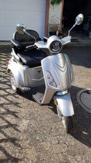 Seniorenmobil NOVA-MOTORS Elektromotor Bendi Premium