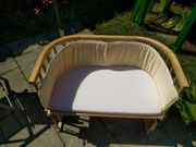 Original Babybay mit Nestchen und