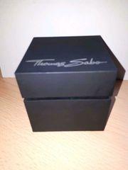 Thomas Sabo Geschenkbox Uhrenbox schwarz