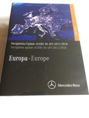 Mercedes-Benz® Original Navigations-CDs Europa AUDIO