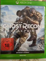 Ghost Recon Breakpoint Tom Clancy
