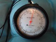 Eschenbach Altimeter Höhenmesser mit Etui