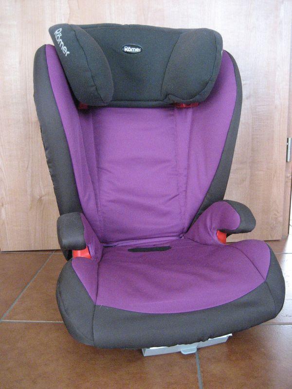 Britax Römer Kindersitz Kidfix Isofix 15