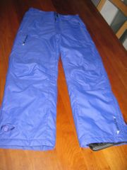 Ski-Snowboardhose Gr 140 UNLICENSED